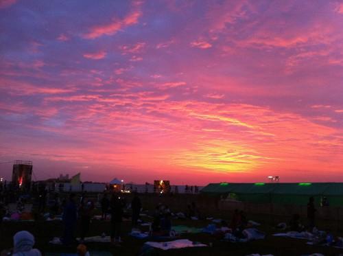 rising sun rock festival 2013